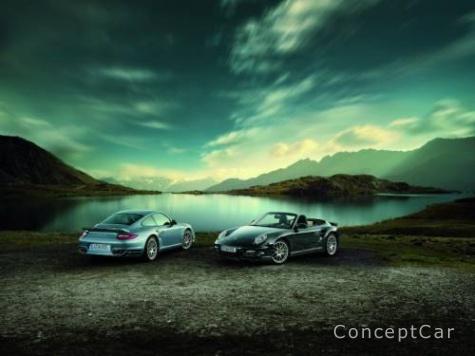 Появилась на свет модель Porsche 911 Turbo S