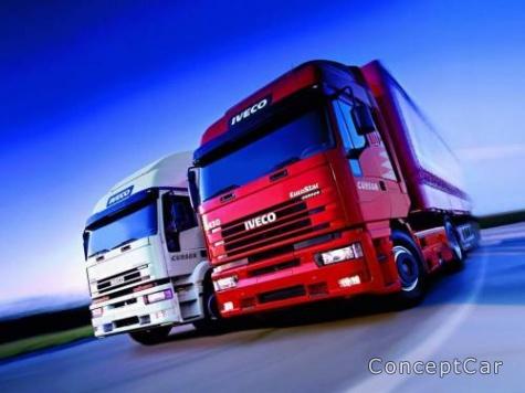 В столице проходит выставка грузовых авто