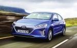 Тест-драйв электрического хэтчбека Hyundai Ionic