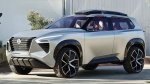 Шестиместный вседорожник Nissan Xmotion