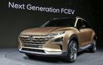 Hyundai показала новый кроссовер на водороде