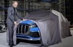 Audi Q8 E-tron Concept – предвестник серийного купе-образного кроссовера