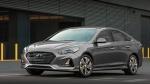 Hyundai показала обновлённые гибриды Sonata