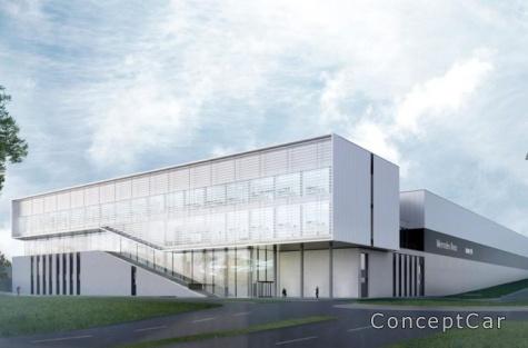 Раскрутка Mercedes-Benz завода будущего ! Читайте здесь самое интересное !!!