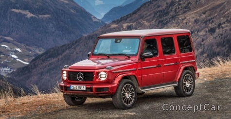 Які технічні особливості розсекретили в Mercedes ?