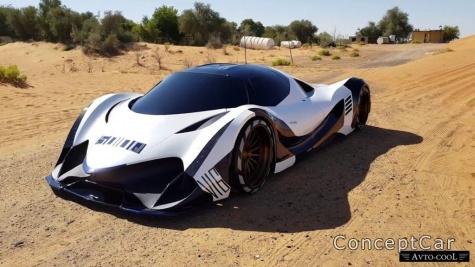 В Китае построили точну новую копию Lexus за  30 тисяч долларов
