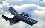 В Канаде представили гибридное летающее авто