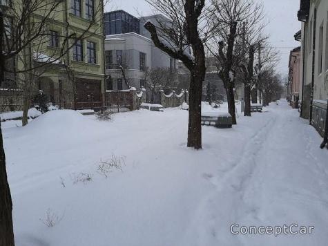 Увага !!! НЕбезпека! Чого чекати водіям у снігопади ?!