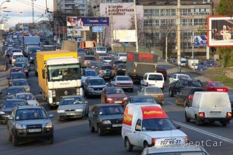Штраф за нарушение ПДД повысят : за что могут забрать авто ?