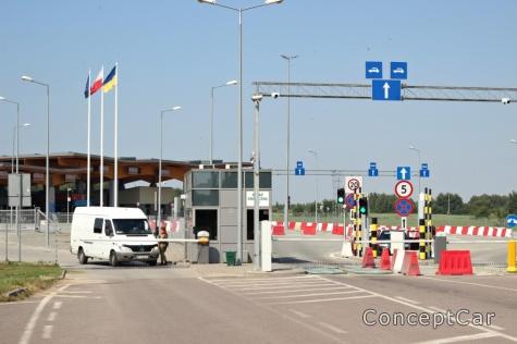 Коллапс на границе з Польшей. Чего ждать автомобилистам ?